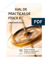 Manual de Prácticas de Fisica II