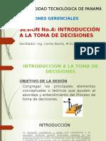 Clase 3-Toma de Decisiones- (1)