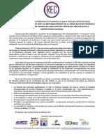 ComunicadoREC-9-RecuperarLaDemocracia