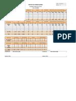 Estadística Mensual SSOOMA MARZO 2013