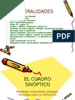 Presentacion Cuadro Sinoptico
