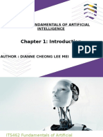Chap 1 - Introduction AI