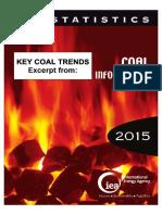 Key Coal Trends