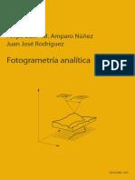 Fotogrametría analítica (1)