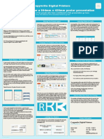 A2 Poster Presentation Template