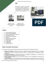Ensayo de Tracción - Wikipedia, La Enciclopedia Libre