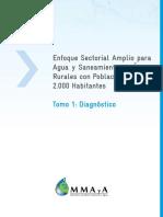 ESA Rural Enfoque Agua Saneamiento Tomo 1