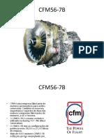CFM 56-7B Portuguese