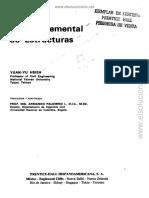 Teoría Elemental de Estructuras - Yuan-Yu Hsieh - 1ed.pdf