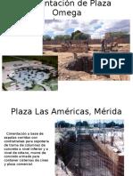 Cimentación de Plazas Comerciales