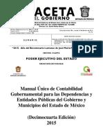 MANUAL ÚNICO DE CONTABILIDAD GUBERNAMENTAL PARA LAS DEPENCENCIAS Y ENTIDADES PÚBLICAS DEL GOBIERNO Y MUNICIPIOS DEL ESTAD-1.pdf