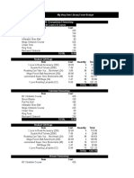 copy of mvol culminating event budget