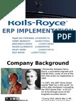 Case_Group 5 - Rolls Royce ERP