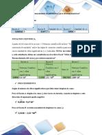 Formato Trabajo Fase 1 (Actividad de Reconocimiento y Pre Saberes Numéricos)