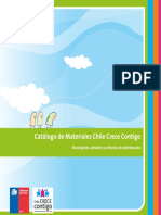 Catalogo de Materiales Chcc 2015