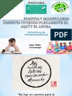 2017-03-30 Educación Positiva Estreno- CEIP Los Jarales