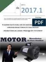 Apostila Motor Monofásico Universo Da Elétrica Prof Jadson Caetano
