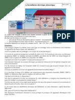 TD N_ 04-Exercice Installation Electrique Domestique