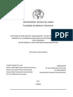 2 - Detecçao de Hemoparasitos Em Gatos, Erlichia, Micoplasma Relacionando Ao Retrovirus - Lisboa (2011)