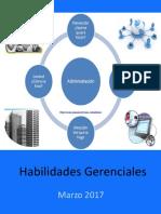 Habilidades Gerenciales 2017