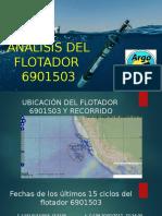 Análisis Del Flotador