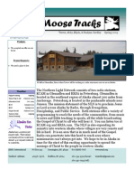 May 09 Newsletter