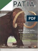 Los de la trompa alargada. Revista Hypatia, 47
