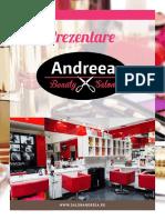 Prezentare Salon Andreea