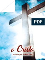 o Cristo a Mensagem Viva de Deus