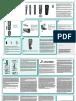 Logitech R-RB5 Presentation Remote Manual