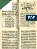 Periódico El Redactor Americano No. 39