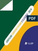 Cartilha Cooperativismo Eleicoes Web (2014)