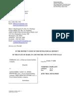 FILED Verified Complaint.pdf