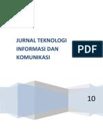 Intan - Jurnal Teknologi Informasi Dan Komunikasi