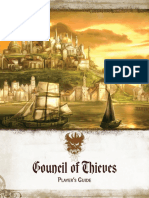 Council of Theives Players Guide