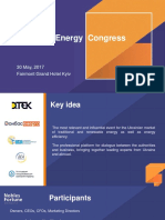 NF II Energy Congress 2017