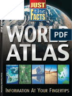 School Specialty Publishing-Just the Facts World Atlas (2006)