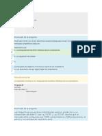 Parcial Teoria moderna de La Firma politécnico Grancolombiano