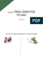 lostrescerditosfichas-110505172040-phpapp02