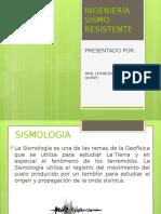 Presentacion Ingenieria Sismo Resistente-1