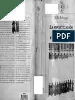 La Investigación Histórica. Teoría y Método (Julio Aróstegui)