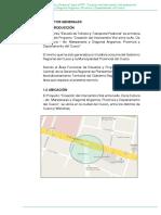01 Informine Estudio de Transito v y p Con Plano Conceptual