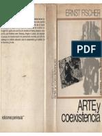 Fischer, Ernst - Arte y Coexistencia, Ed. Península, Barcelona, 1968