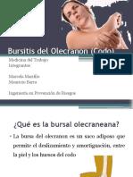 Bursitis Del Olecranon (Codo)