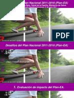 Desafíos del Plan Nacional 2011 - 2016 (Plan - EA)