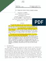 Art_1982_a Study on Ship Vibration Using Finite Element Method