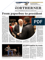 The Northerner - Volume 58,  Issue 7