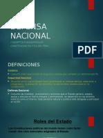 01 Defensa Nacional