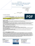 Contract de Studiu Franceza 2012