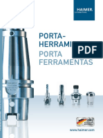 Catalogo de Portaherramientas Español Portugues